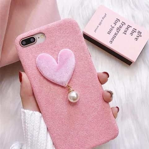 YESPURE Wholesale Fancy Pink Fabric Mobile Phone Bags Accessories ...