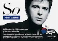 Peter gabriel So Anniversary Edition - Debería ser OBLIGATORIO en las escuelas de todo el mundo.