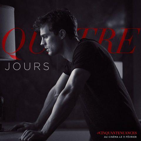Quatre jours - Cinquante Nuances de Grey ~ France ...