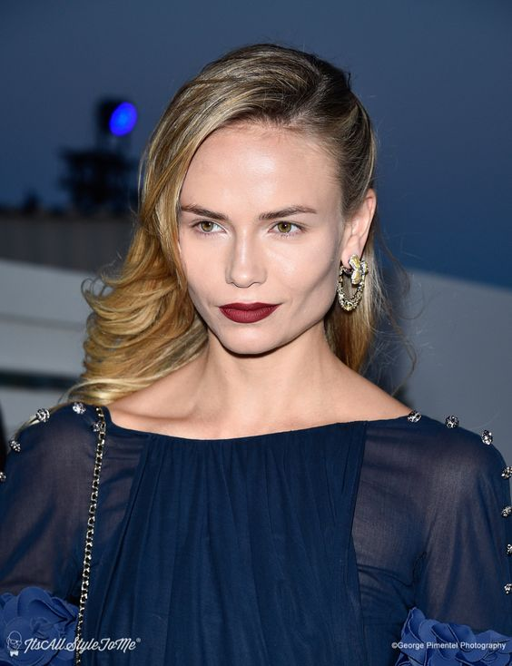 CANNES, FRANCE – MAY 20: Natasha Poly attends the Chanel & Vanity Fair party during the 68th annual Cannes Film Festival on May 20, 2015 in Cannes, France.