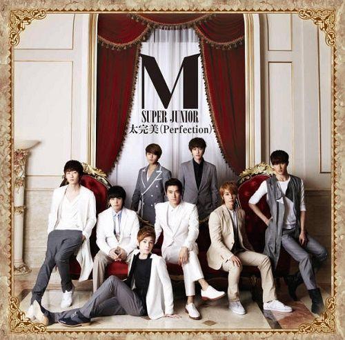 SUPER JUNIOR M – PERFECTION (JAPANESE VER.) – The 2nd Mini Album