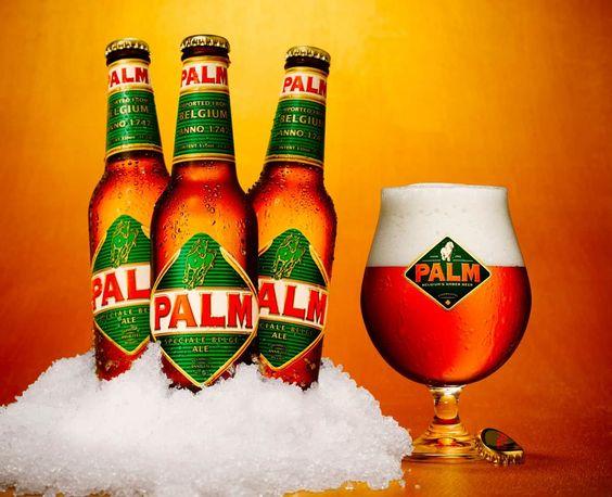 Bia Palm 5,2% - Chai 330ml - Bia Nhập Khẩu TPHCM
