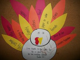 Domestically Modern: Michelle's Musings: Thanksgiving Crafts for Children