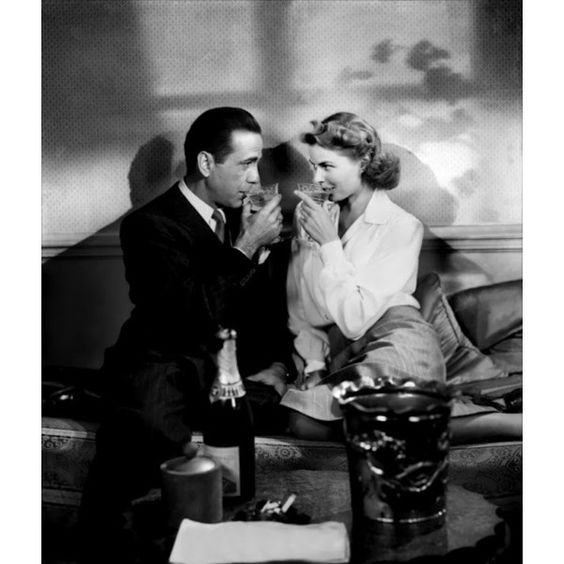 Hi-Fi Stories CASABLANCA movie's 70th birthday via Polyvore