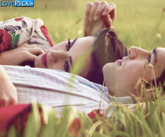 Love couple Lay On Grass cute Beautiful Wallpapers & Photography Pinterest Beautiful ...