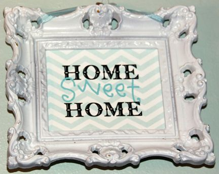Dozens of FREE Printable Decor Art...it doesn't get any easier or cheaper than that!