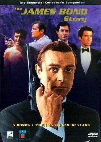 Documental - La historia de James Bond - 1999:
