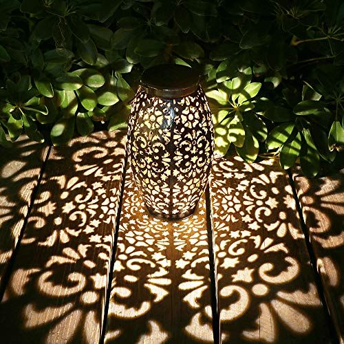 Solar Lantern Lights For Hanging Or Table Outdoor Solar L Https Www Amazon Com Dp B07ctdll Solar Lantern Lights Solar Lights Garden Solar Hanging Lanterns