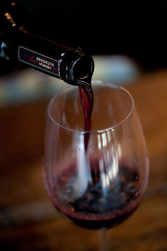 Every glass of wine poured at our Williamsburg, Brooklyn wine bar is made right here in Brooklyn at Brooklyn Winery.