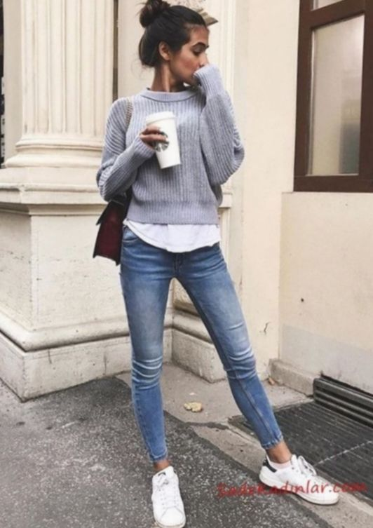 Shoes Sneakers Outfits Skinny Jeans Makersgonnamake Diycrafts Artistsofinstagram Clothes For Women Skinny Jeans Work Outfits Women