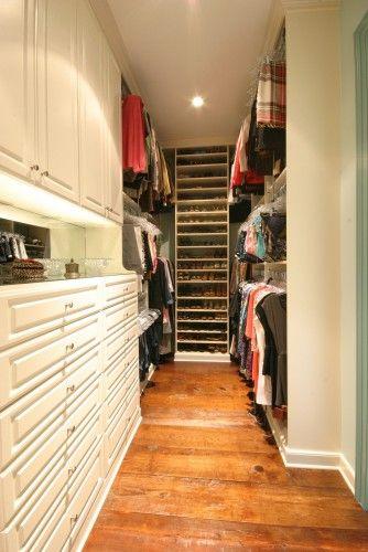 Ivory closet