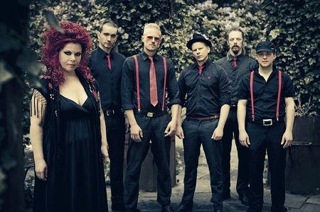 Interview : Daniel Håkansson - Diablo Swing Orchestra (2009) - Femme Metal Webzine