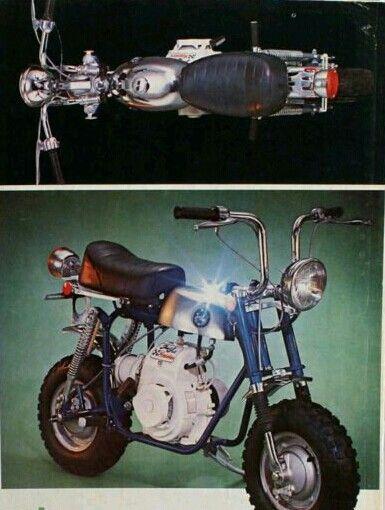 Trail Jet Minibike