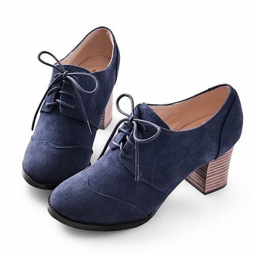 Ladies Navy Blue Dress Shoes - Gommap Blog