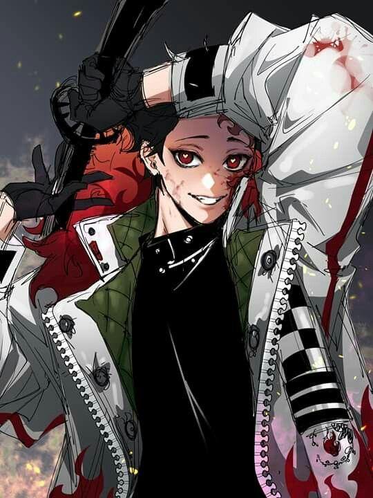 Pin By Dayu Aurum On Art Anime Demon Anime Anime Characters