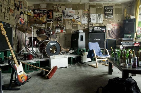 Soundproof A Garage Easily For Workshop Or Band Practice