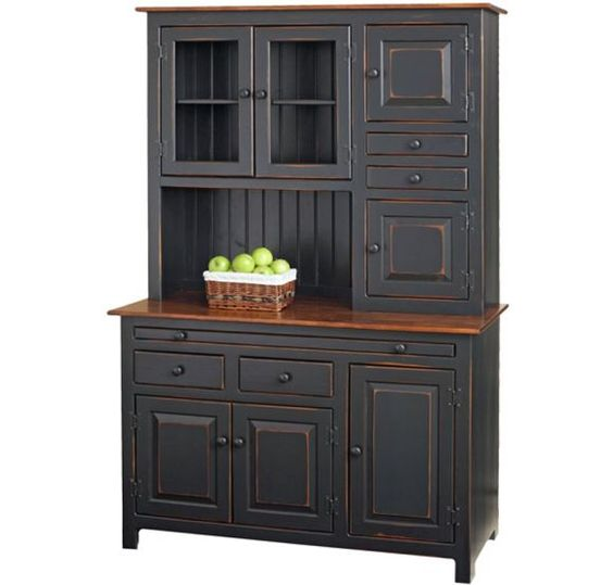 Amish Hoosier Cabinet for Sale - Reproduction Cabinets for the ...