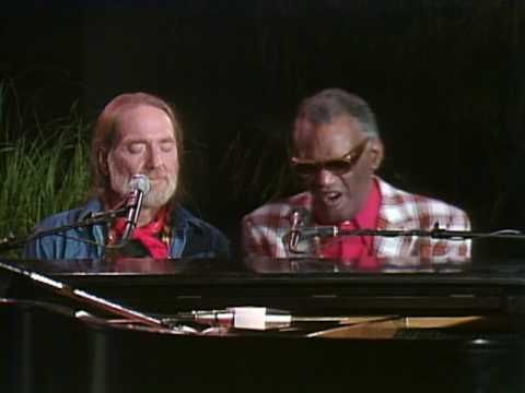Willie Nelson with Ray Charles - Seven Spanish Angels
