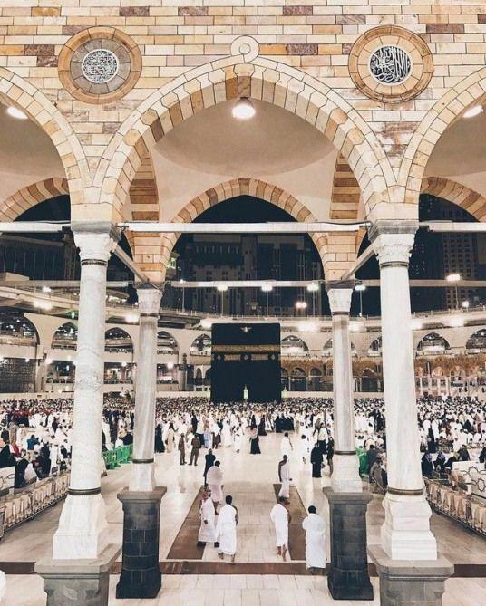 Mekkah Almukarramah Allah Allah Lockscreen Mecca Kaaba Islam Beautiful Mosques