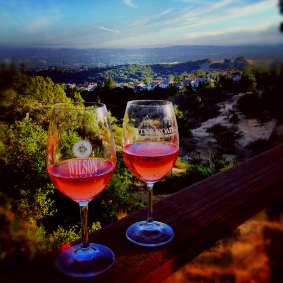 Rosé. Love my wine country <3