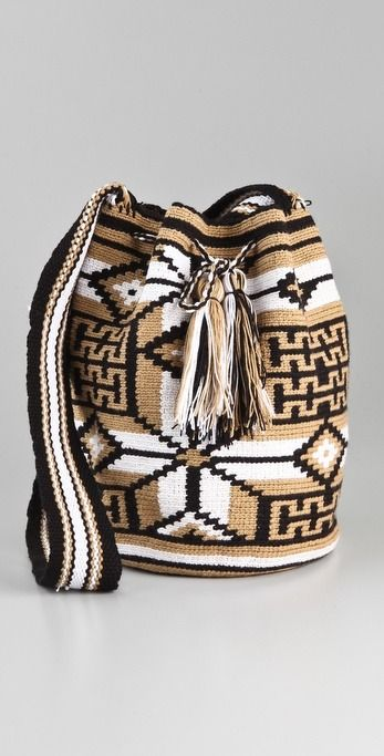 Wayuu Taya Foundation Susu Bag: