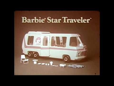 1979 Mattel Barbie Commercial - YouTube