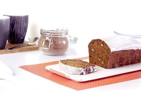 Un carrot cake cocinado sin encender el horno, en Crock Pot, que hará de tu desayuno una fiesta extraordinaria.