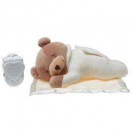White Noise Teddy Bear Soothing Sounds To Help Baby