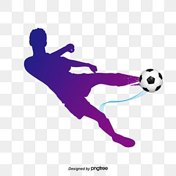 Creative Football Player Football Clipart Football Soccer Player Png And Vector With Transparent Background For Free Download Football Players Football Players
