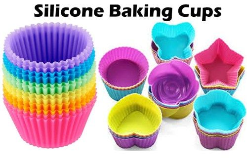 Silicone Baking Cups Silicone Baking Cups Safe Baking Cups