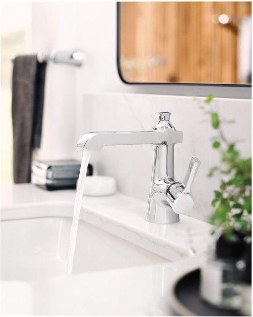 Flara Chrome One Handle High Arc Bathroom Faucet With Images