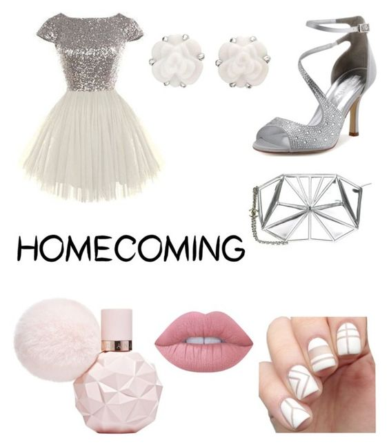 """Untitled #42"" by mahoganymacpic ❤ liked on Polyvore featuring Chanel and Lime Crime"
