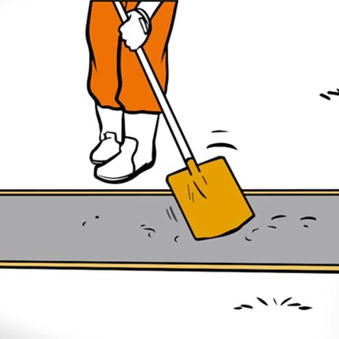 Fundament Erstellen Anleitung In 7 Schritten Obi Obi Fundament Maurerarbeiten