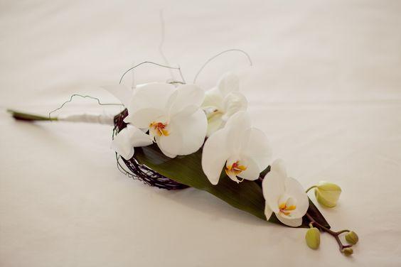 Bridesmaids Orchid Bouquet