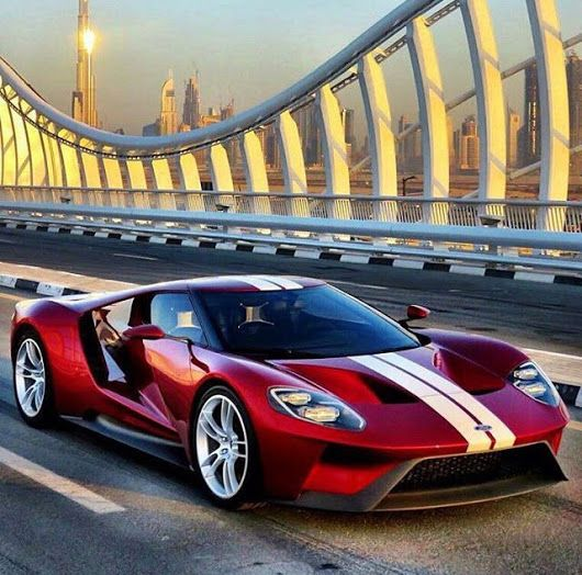 New 2017 Ford GT
