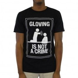 Gloving is Not a Crime Shirt