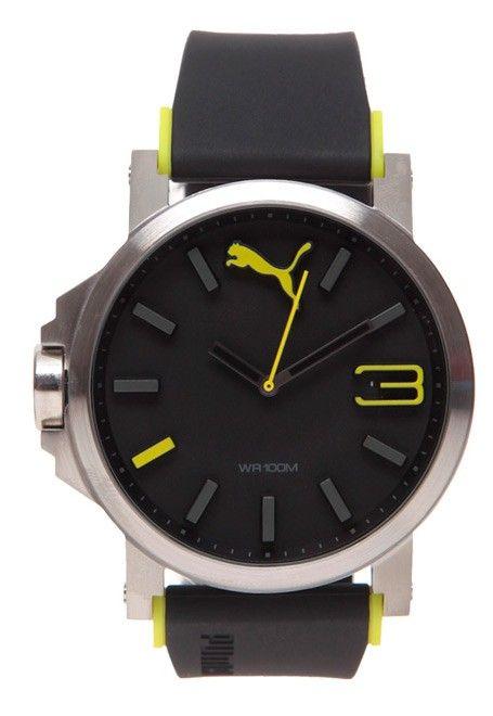 Reloj Caballero Ultrasize Análogo-negro