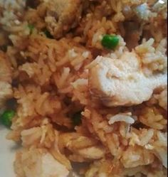 Chicken fried rice Slimming world recipe  Syn free