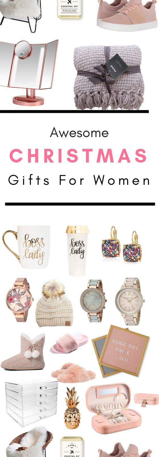 Find Unique Christmas Gifts Ideas For Women For Any Budget Perfect For Mom Sister Girlfrie Girlfriend Gifts Christmas Gifts For Girlfriend Gifts For Friends