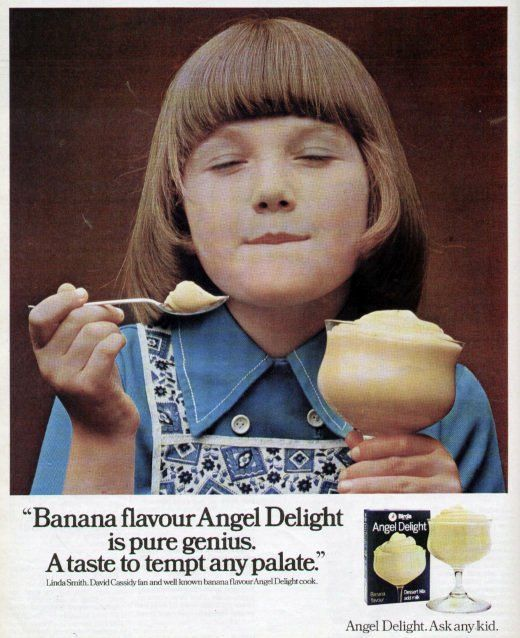 Bird's Angel Delight.
