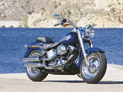Fondo de Motocicletas Harley Davidson