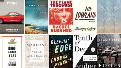 The National Book Awards announces 2013 fiction longlist