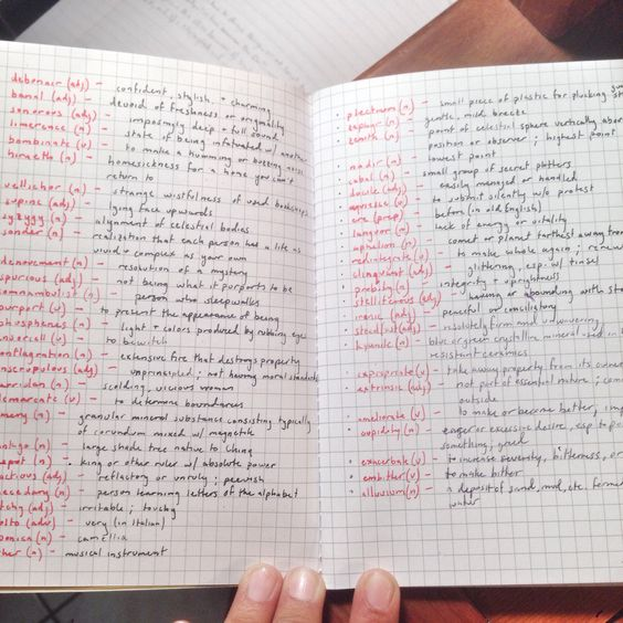 How can I improve my writing vocabulary?