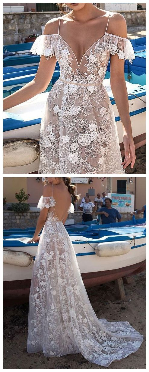 See Though Wedding Dresses Plus Size Wedding Dresses Cheap Wedding Dresses Beach Wedding Dresses La Wedding Dresses Backless Dress Summer Wedding Dresses Lace