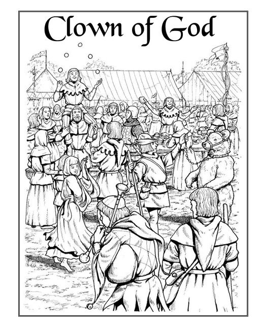 tomie depaola coloring pages - clowns god and printables on pinterest