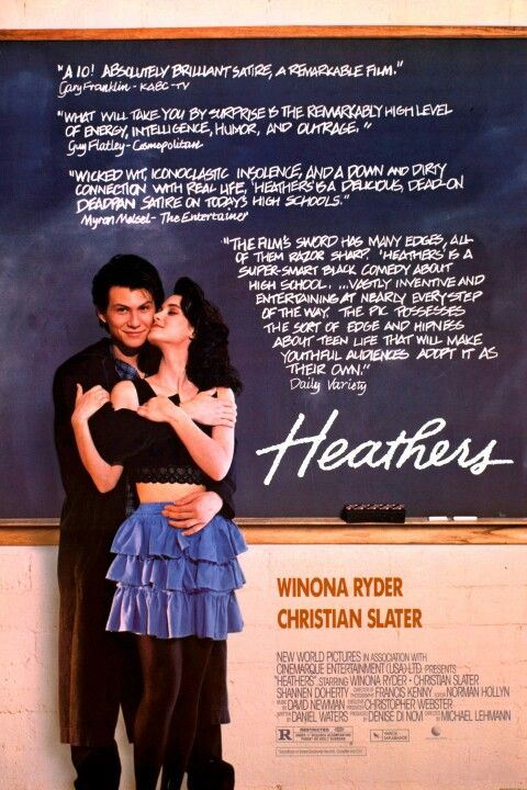 #6733.*  Heathers (1988) ** directed by Michael Lehmann
