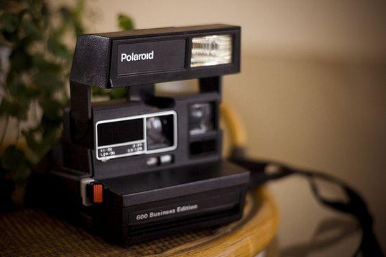 Polaroid 600, Business ed.