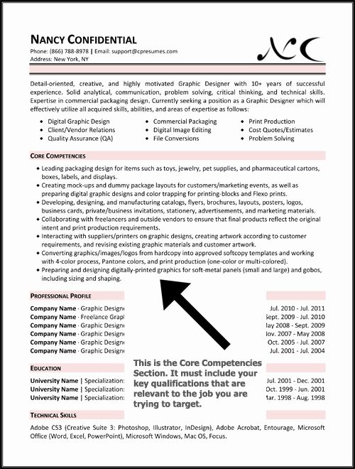 Core Qualifications Resume Examples Inspirational 301 Moved Permanently In 2020 Resume Skills Resume Skills Section Resume Examples