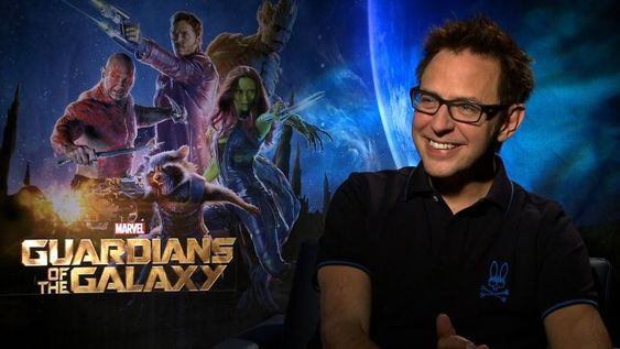 James Gunn rehired to direct Guardians of the Galaxy 3