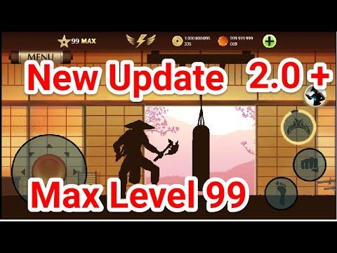 Shadow Fight 2 Mod Max Level 99 Apk Download Ristechy In 2020 Level 99 New Shadow Shadow